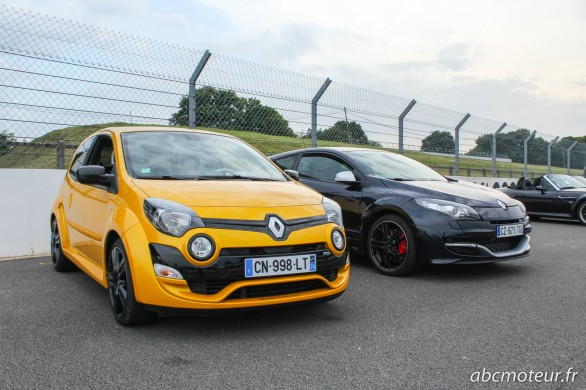 Renault Twingo 2 RS Megane 3 RS RedBull