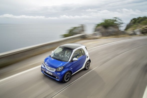 Smart Fortwo 3 2014