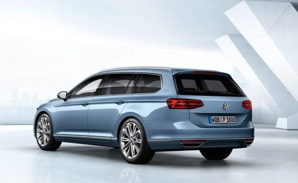 VW Passat-Estate 2014