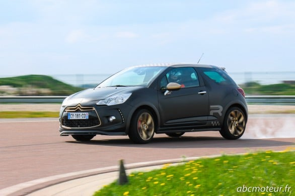drift DS3 R Gold Mat