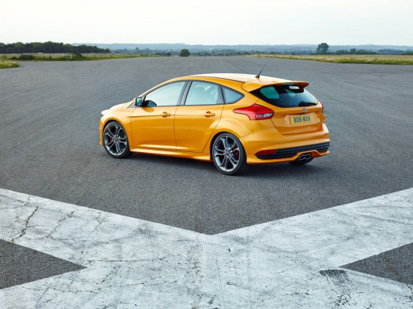 nouvelle Focus ST restylee