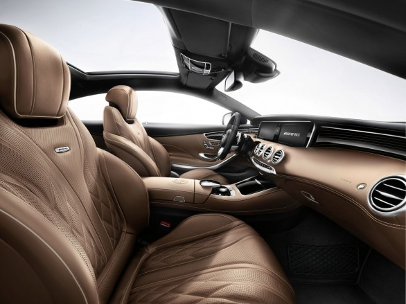 sieges Mercedes-Classe-S-Coupe-65-AMG