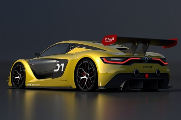 3-4 ar Renault RS 01