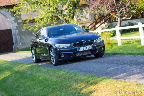 BMW Serie 4 Gran Coupe 435i