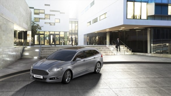 Ford Mondeo IV wagon