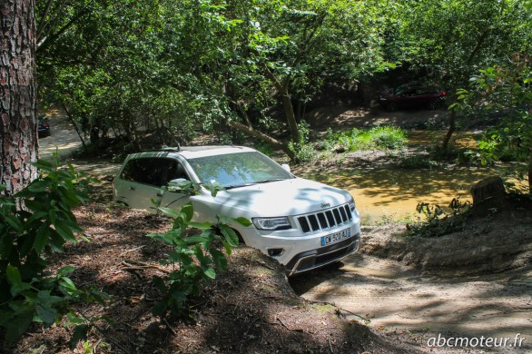 Grand Cherokee Jeep Academy