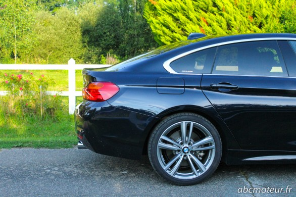aile ar BMW 435i Gran Coupe