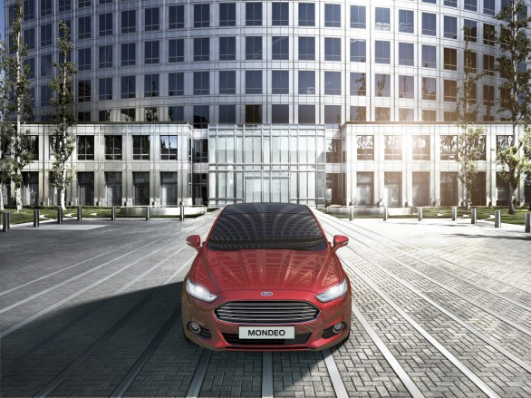 avant Ford Mondeo 2014