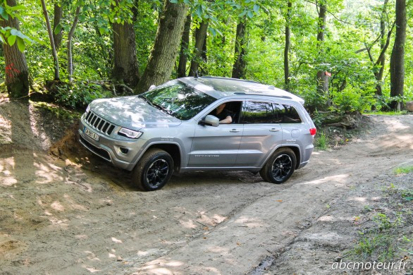 devers Grand Cherokee
