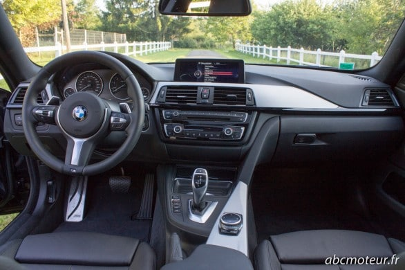 interieur Serie 4 Gran Coupe 435i