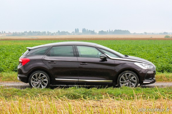 profil Citroen DS5