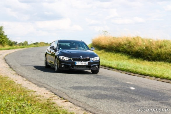 route Serie 4 GC 435i