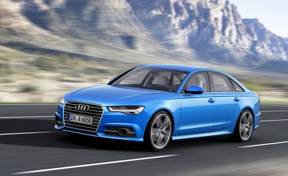 Audi A6 Berline restylee