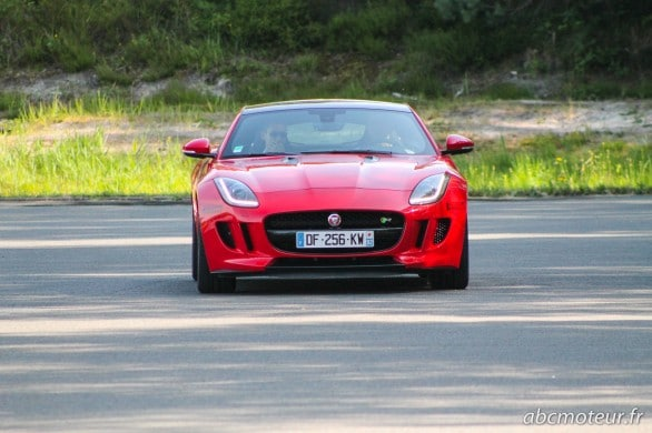 F Type coupe r