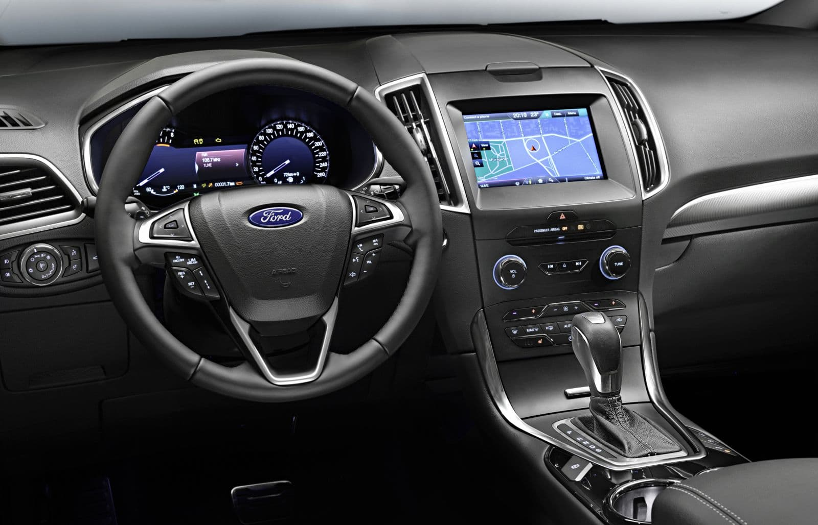 Ford S-Max 2015 - 2