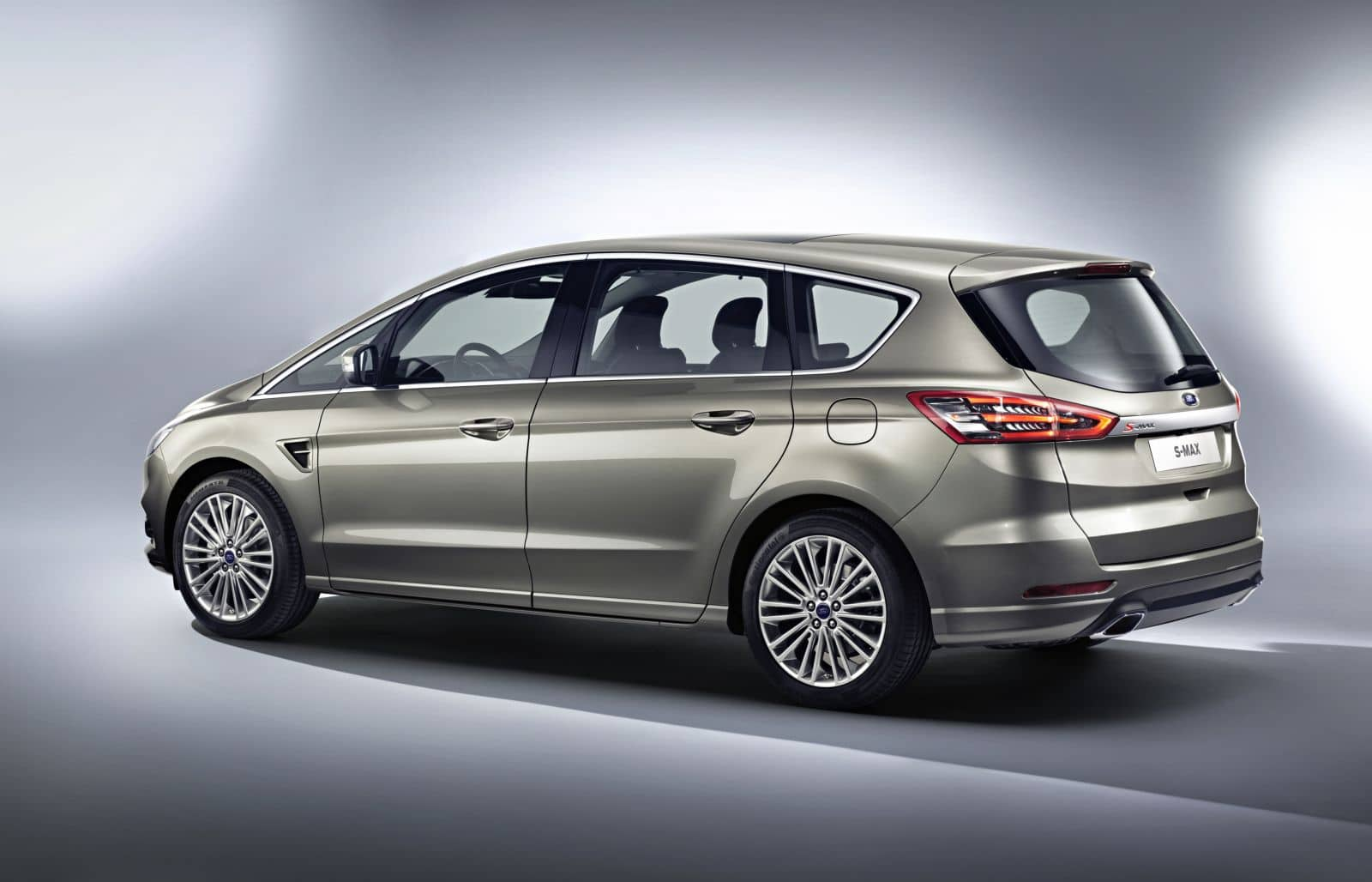 Ford S-Max 2015 - 5