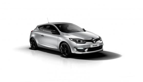 Renault Megane Coupe Ultimate