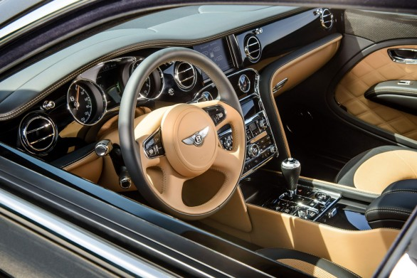 interieur Bentley-Mulsanne Speed