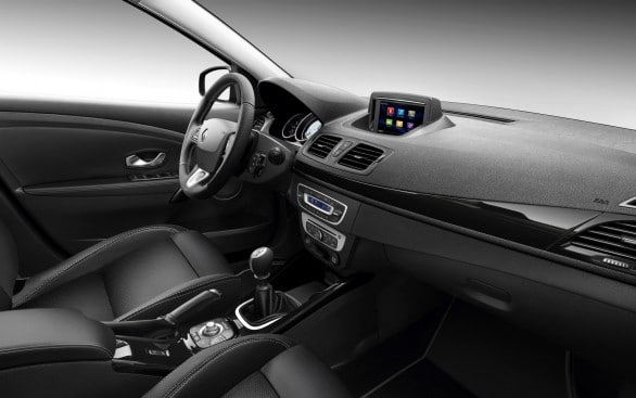 interieur Renault Megane Coupe Ultimate
