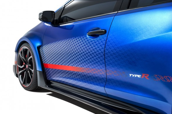 motifs Civic-Type-R -Concept Paris