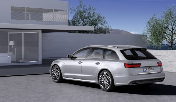 restylage Audi A6 Avant