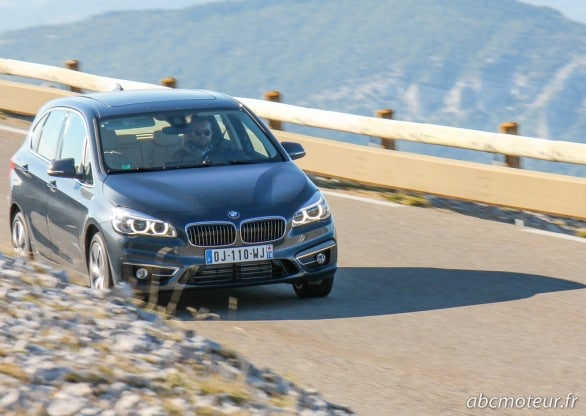 BMW Serie 2 Active Tourer 225i