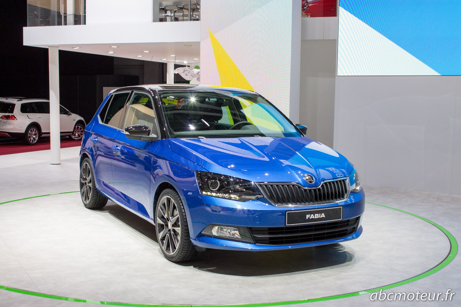 La Skoda Fabia 3 en berline et break à Paris