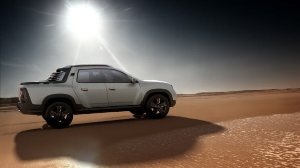profil Renault Duster Oroch