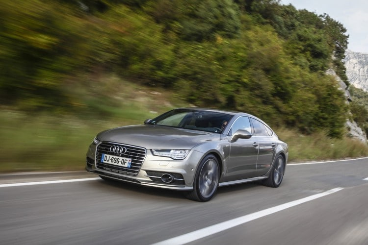 Audi A7 restylee
