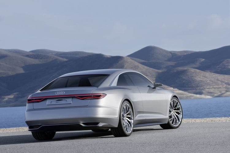 Audi Prologue Concept - 4