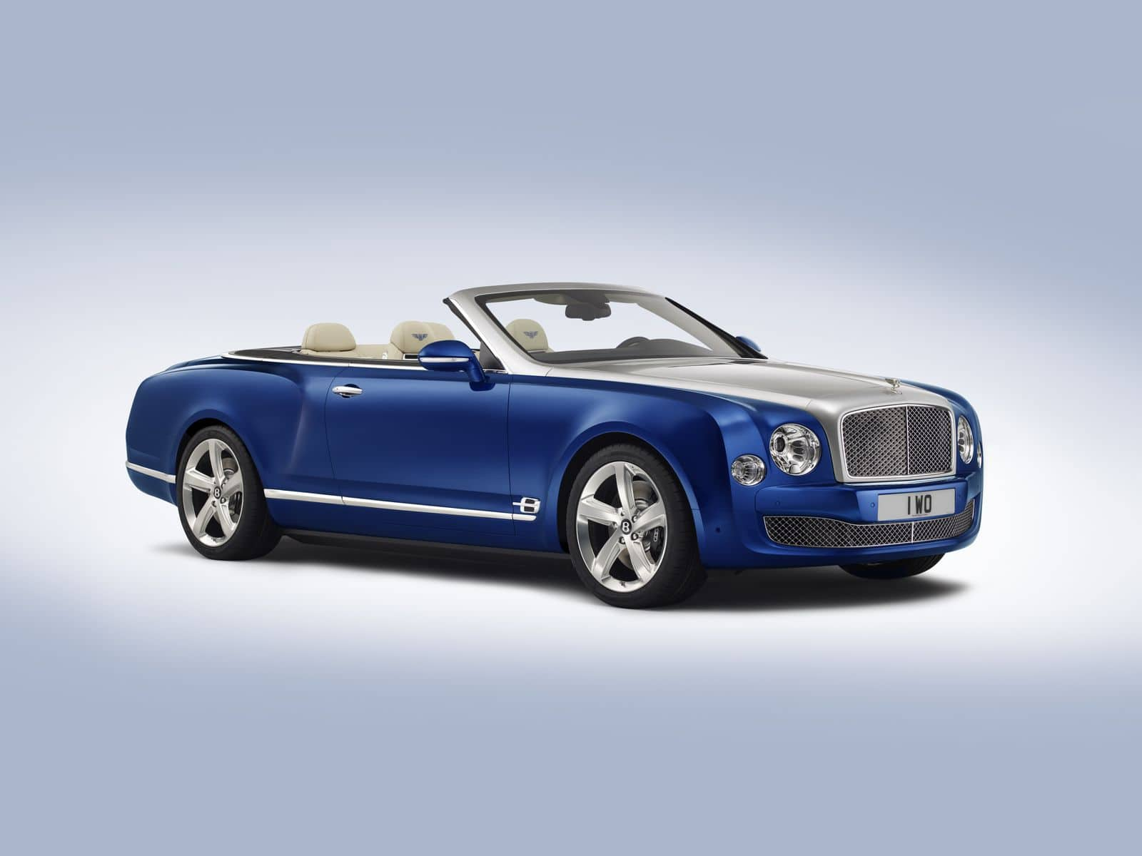 Bentley Grand Convertible : le retour de l'Azure