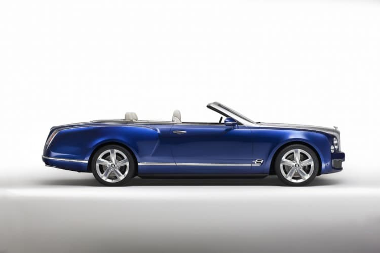 Bentley Grand Convertible - 4