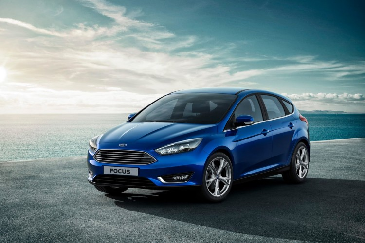 Ford Focus restylee