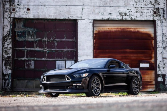 Ford Mustang RTR 2015