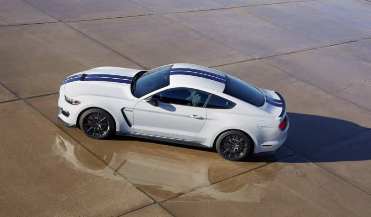Ford-Mustang-Shelby-GT350 2015-2