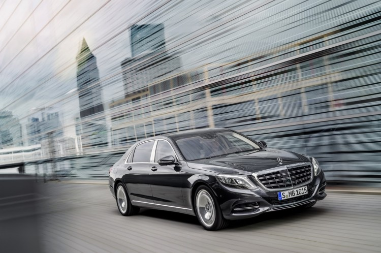 Maybach-Mercedes-Classe S-2