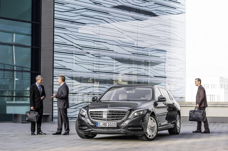 Maybach-Mercedes-Classe S