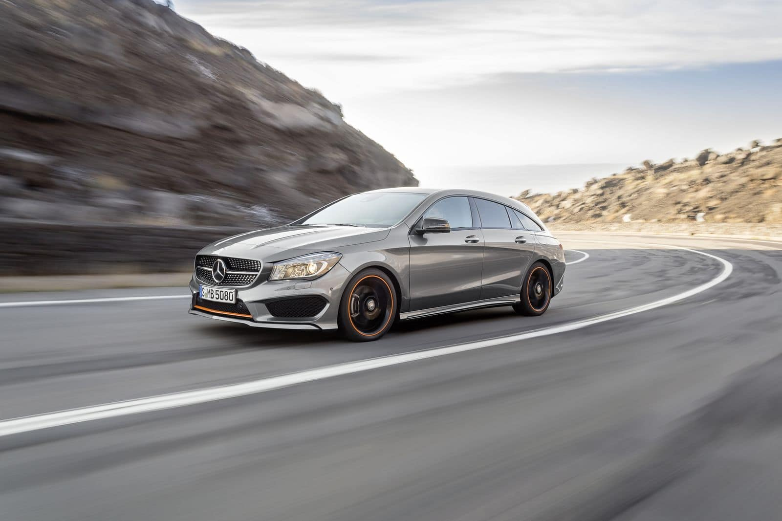La Mercedes CLA Shooting Brake donne ses prix