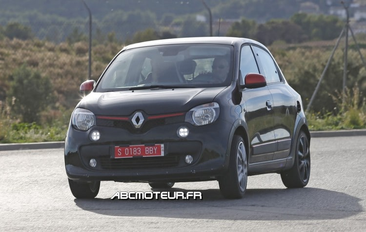 Renault Twingo RS GT