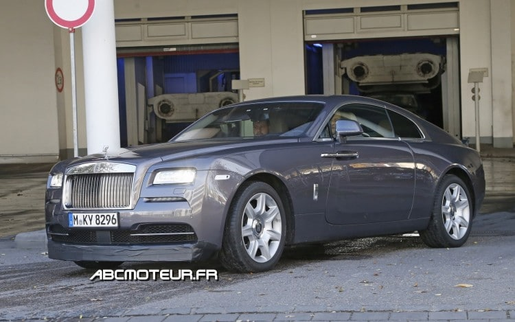 Rolls Royce Wraith V-Specification