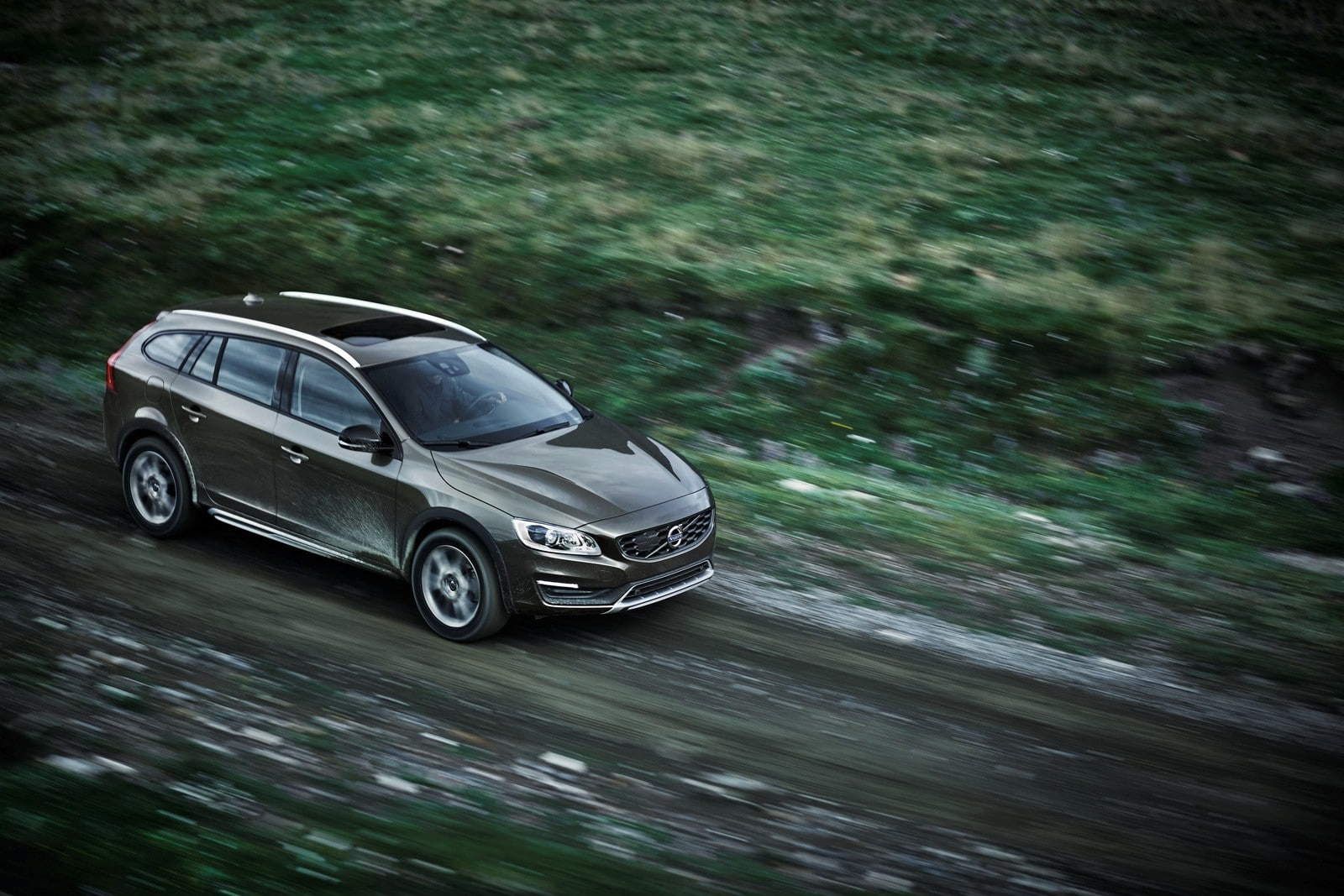 La Volvo V60 gagne une version Cross Country