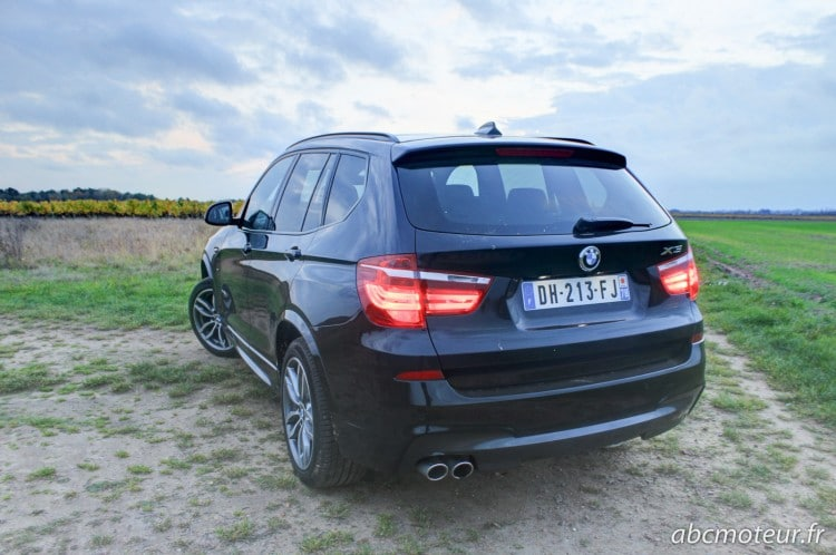 X3 restyle xDrive 35d