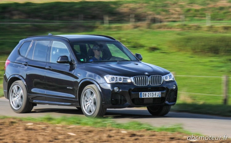 X3 xDrive 35d restyle