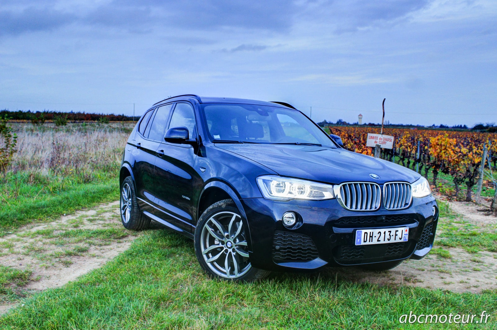 essai bmw x3 xdrive 35d 313 ch restyl un suv dynamique. Black Bedroom Furniture Sets. Home Design Ideas