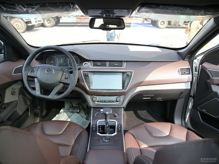 interieur Landwind X7