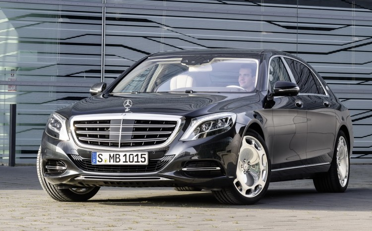 nouvelle Maybach-Mercedes-Classe S