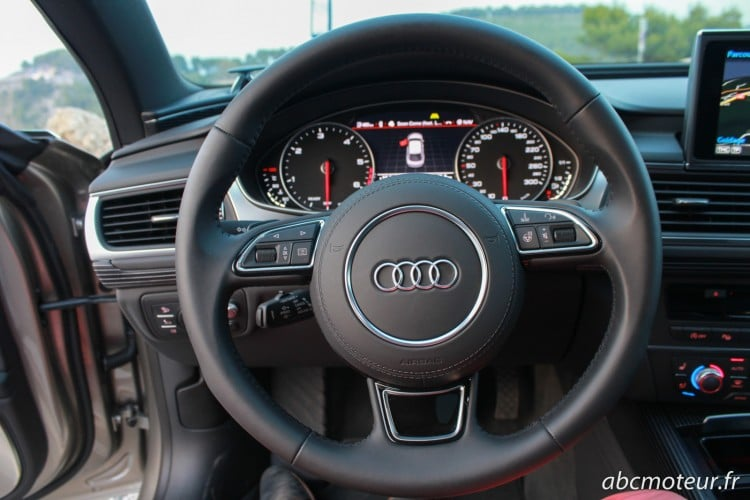 volant Audi A7 Sportback restylee