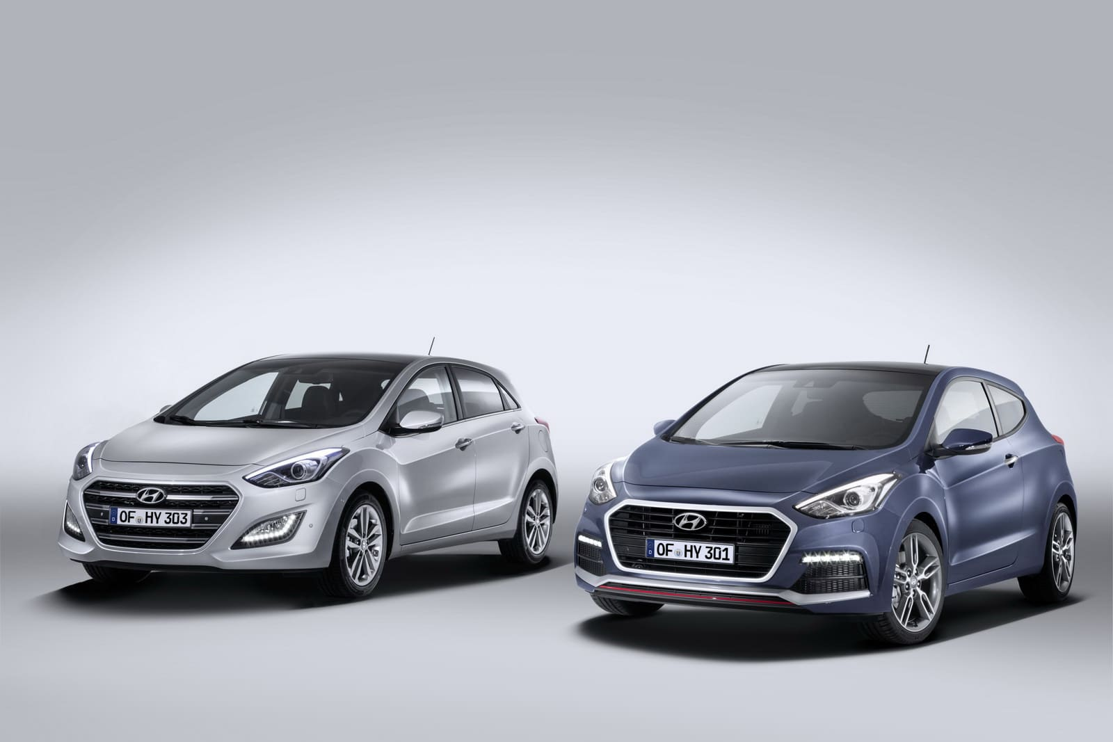 Hyundai i30 : restylage et version sportive
