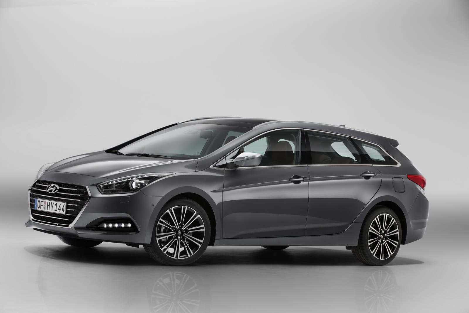 La Hyundai i40 modernise son allure