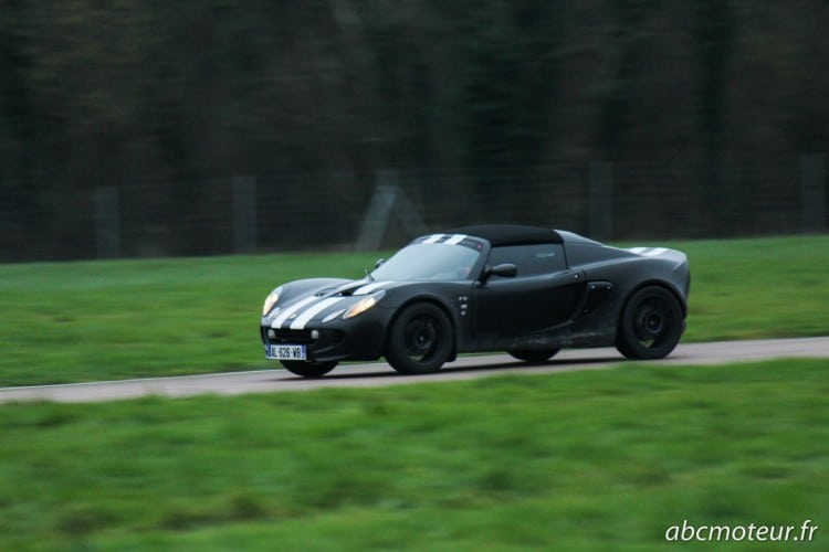 Lotus Elise 111R circuit Ecuyers-3
